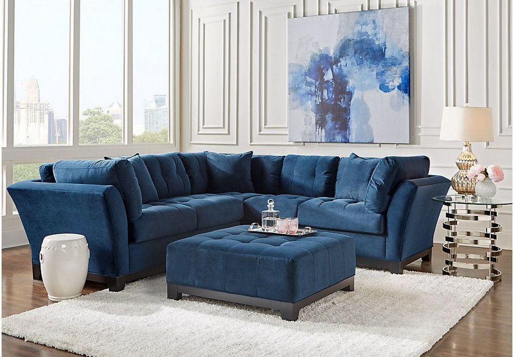 97 Most Popular Top Choices Rooms To Go Cindy Crawford Sectional 11