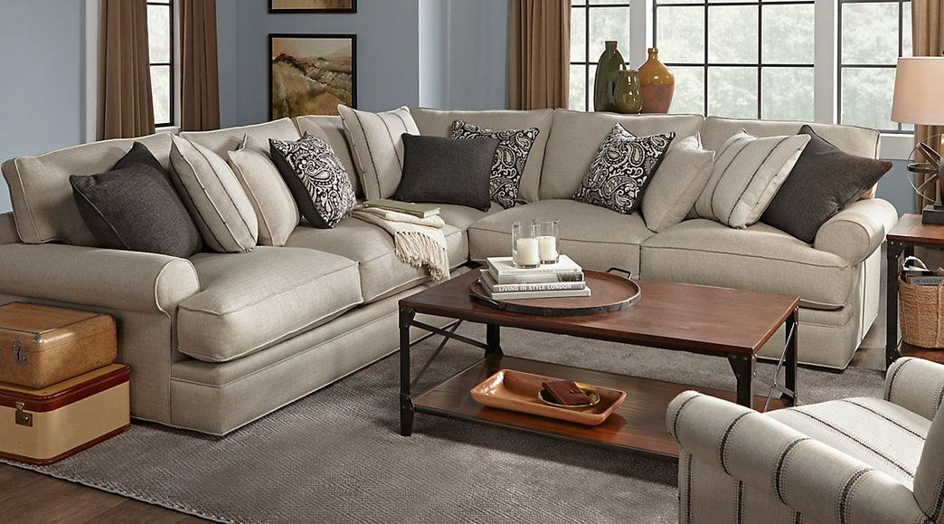 97 Most Popular Top Choices Rooms To Go Cindy Crawford Sectional 27