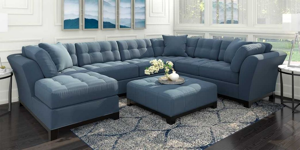 97 Most Popular Top Choices Rooms To Go Cindy Crawford Sectional 92