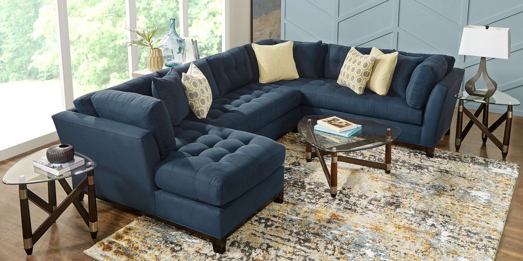 97 Most Popular Top Choices Rooms To Go Cindy Crawford Sectional 95