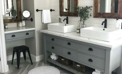 100 Awesome Design Ideas For A Small Bathroom Remodel 16