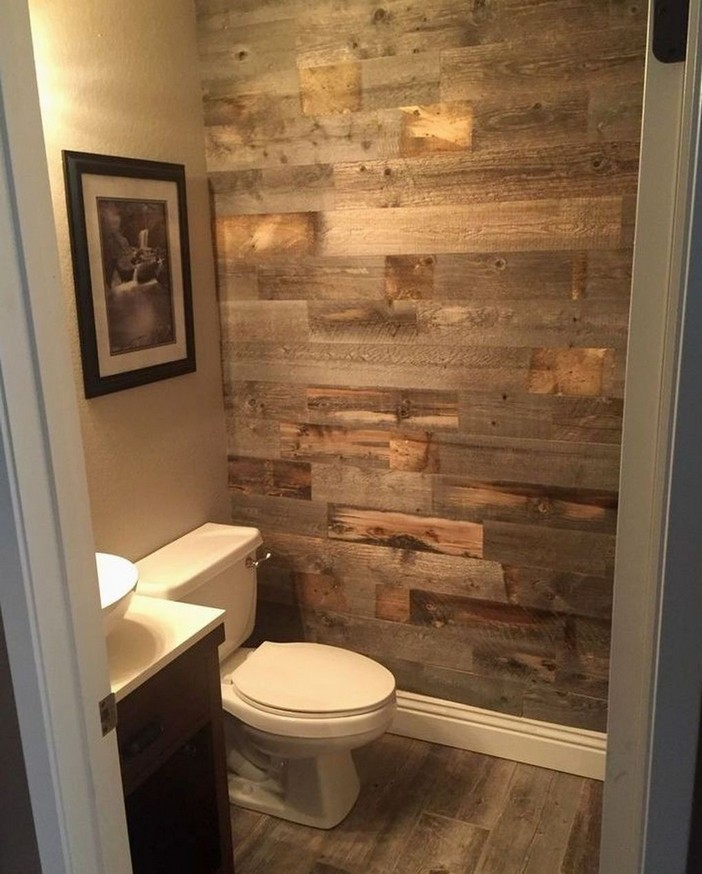 100 Awesome Design Ideas For A Small Bathroom Remodel 17