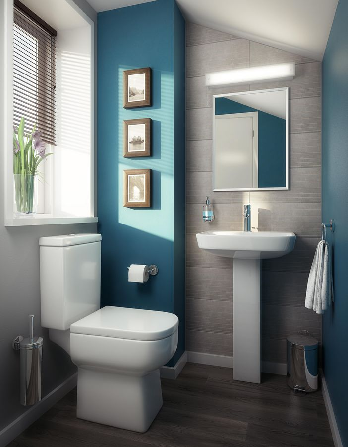 100 Awesome Design Ideas For A Small Bathroom Remodel 44