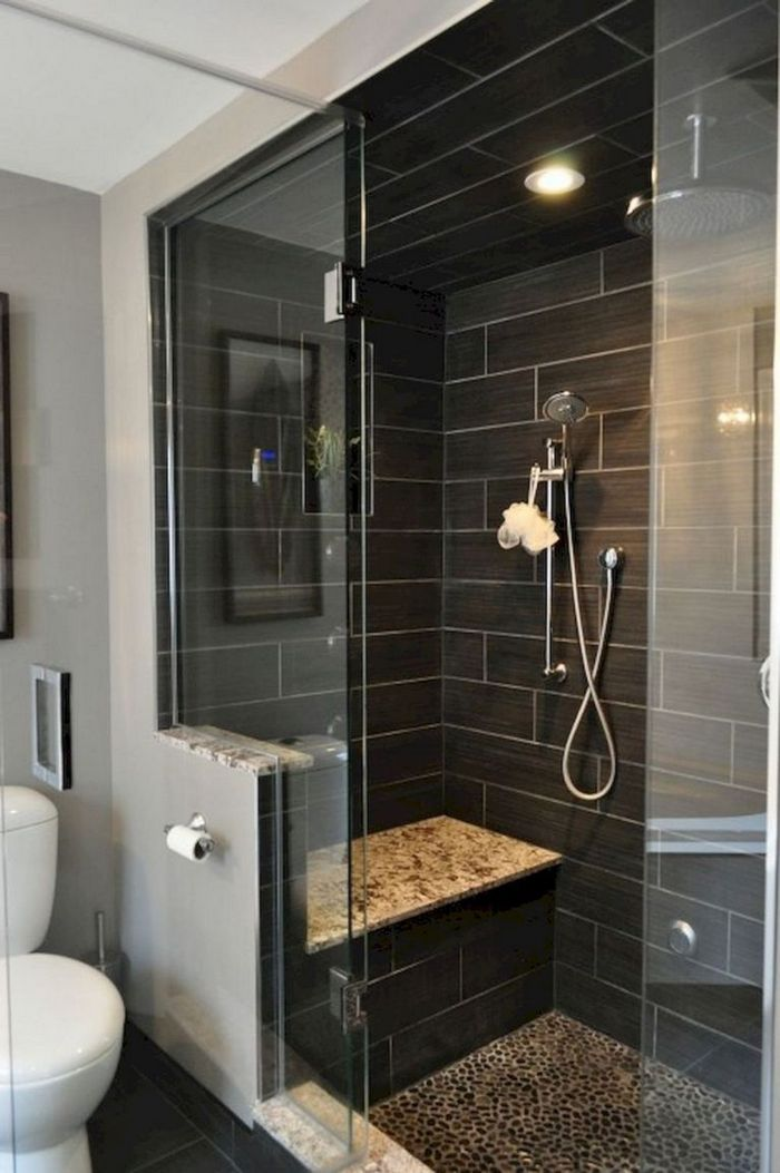 100 Awesome Design Ideas For A Small Bathroom Remodel 55