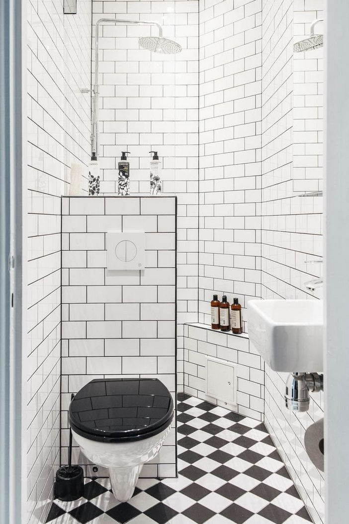 100 Awesome Design Ideas For A Small Bathroom Remodel 61