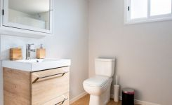 100 Awesome Design Ideas For A Small Bathroom Remodel 63