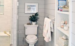 100 Awesome Design Ideas For A Small Bathroom Remodel 73