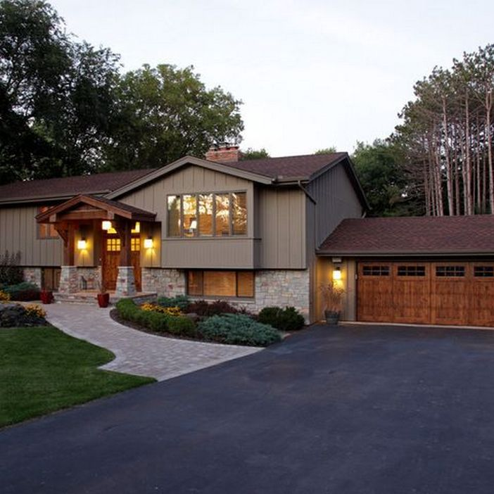 63 Amazing Ranch Home Design Ideas 11