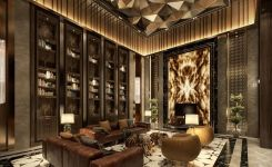 83 Interior Design Models That Look Luxurious And Are Designed To Decorate The Living Room 14