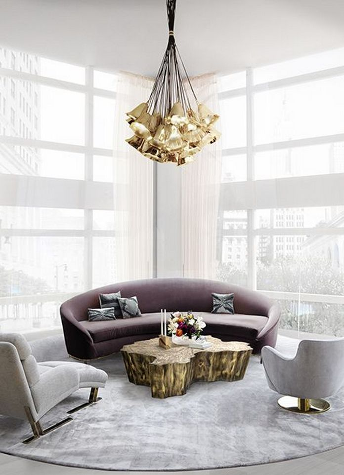 83 Interior Design Models That Look Luxurious And Are Designed To Decorate The Living Room 25