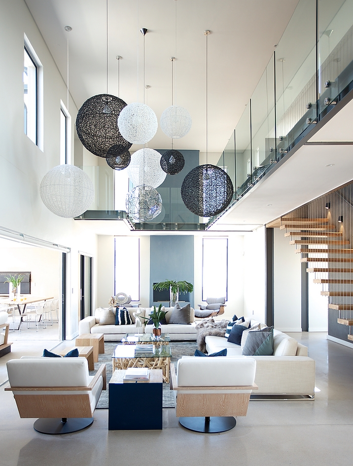 83 Interior Design Models That Look Luxurious And Are Designed To Decorate The Living Room 81