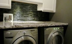87 Outstanding Basement Laundry Rooms Decoration Models 86