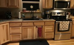 93 Kitchen Cabinet Decorative Accents Hickory Models 91