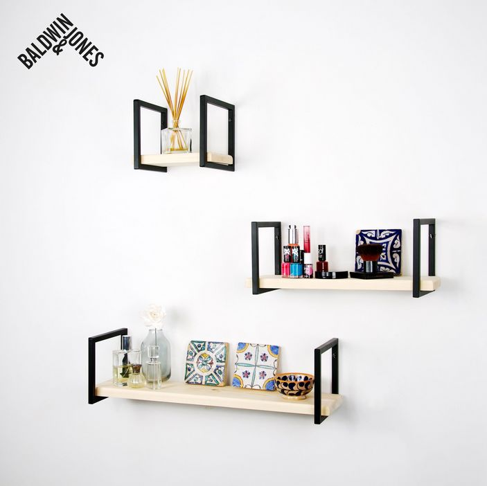 94 Wood Wall Shelves Designs That Inspire To Add To The Beauty Of Your Home Space 10