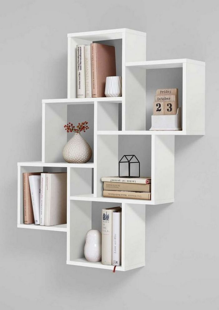 94 Wood Wall Shelves Designs That Inspire To Add To The Beauty Of Your Home Space 19