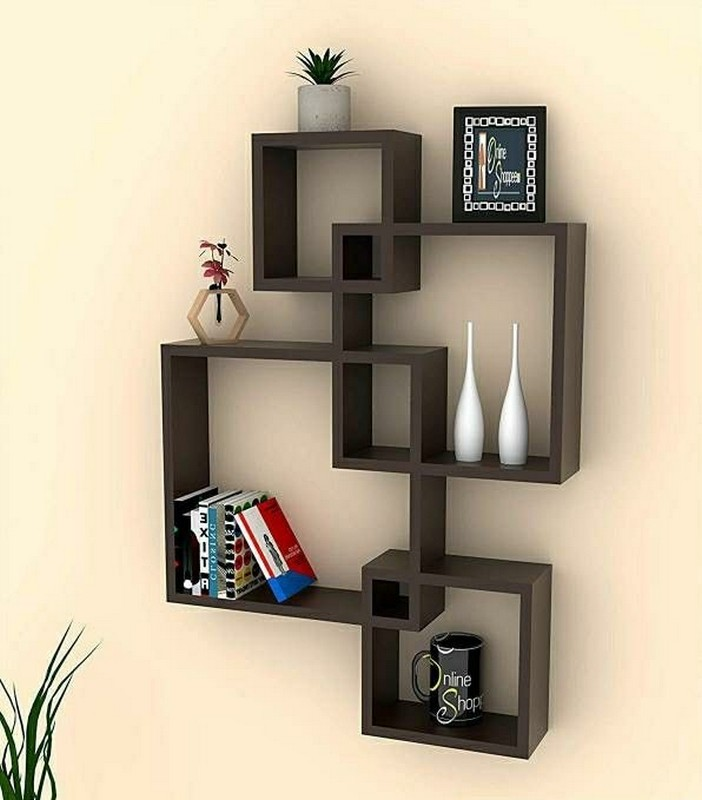 94 Wood Wall Shelves Designs That Inspire To Add To The Beauty Of Your Home Space 27