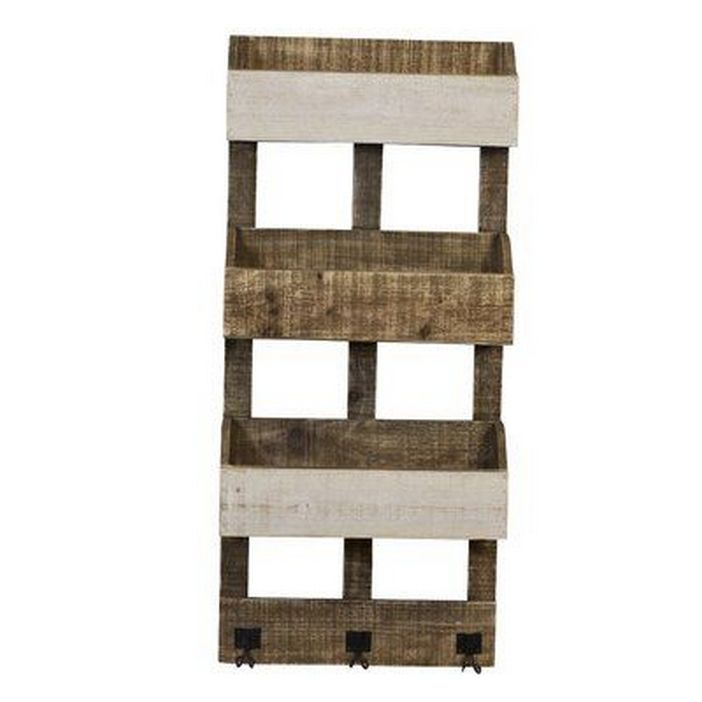 94 Wood Wall Shelves Designs That Inspire To Add To The Beauty Of Your Home Space 47