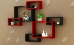 94 Wood Wall Shelves Designs That Inspire To Add To The Beauty Of Your Home Space 57