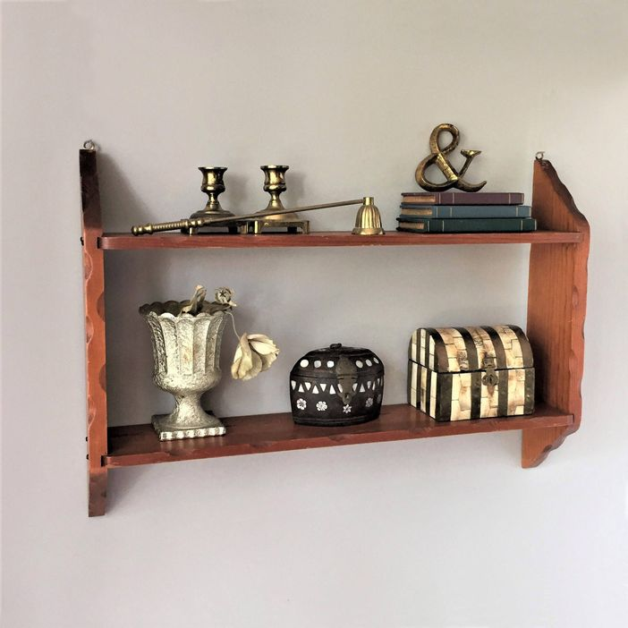 94 Wood Wall Shelves Designs That Inspire To Add To The Beauty Of Your Home Space 60