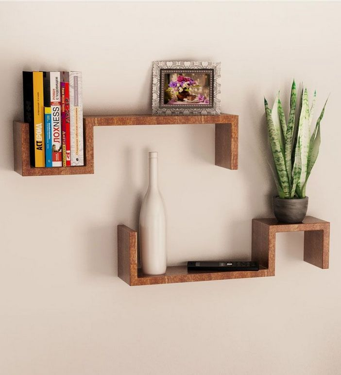 94 Wood Wall Shelves Designs That Inspire To Add To The Beauty Of Your Home Space 62