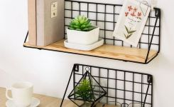 94 Wood Wall Shelves Designs That Inspire To Add To The Beauty Of Your Home Space 63