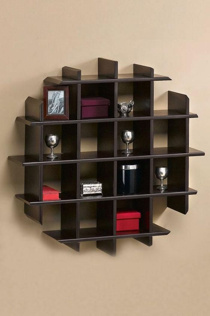 94 Wood Wall Shelves Designs That Inspire To Add To The Beauty Of Your Home Space 81