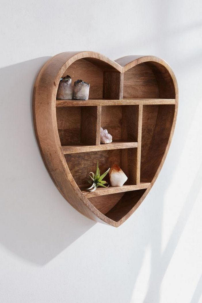 94 Wood Wall Shelves Designs That Inspire To Add To The Beauty Of Your Home Space 94