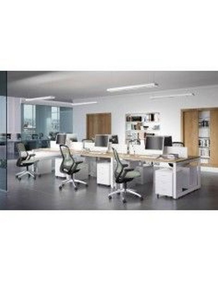95 Modern Office Decorating Ideas With Inspiring Furniture To Add Style And Functionality To Your Workplace 34