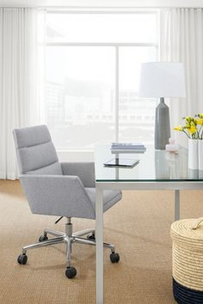 95 Modern Office Decorating Ideas With Inspiring Furniture To Add Style And Functionality To Your Workplace 41
