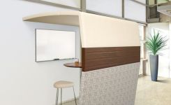 95 Modern Office Decorating Ideas With Inspiring Furniture To Add Style And Functionality To Your Workplace 53