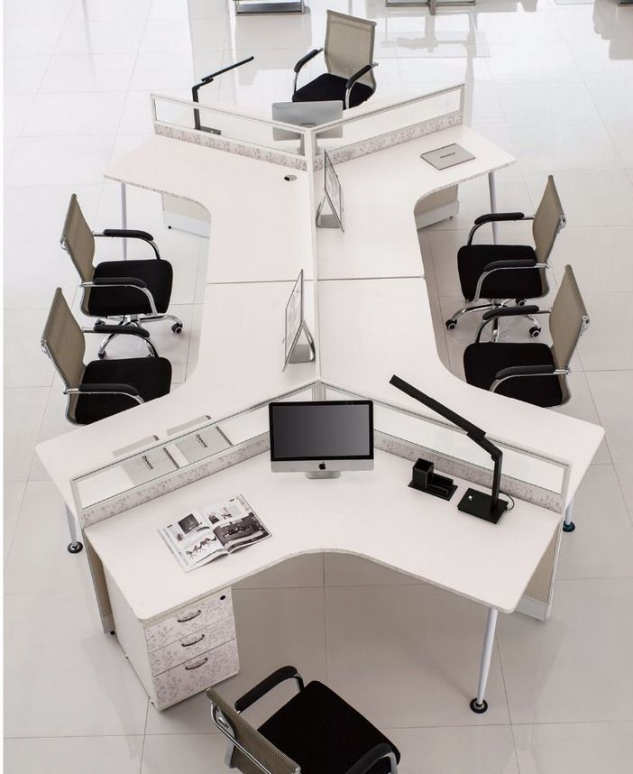 95 Modern Office Decorating Ideas With Inspiring Furniture To Add Style And Functionality To Your Workplace 57