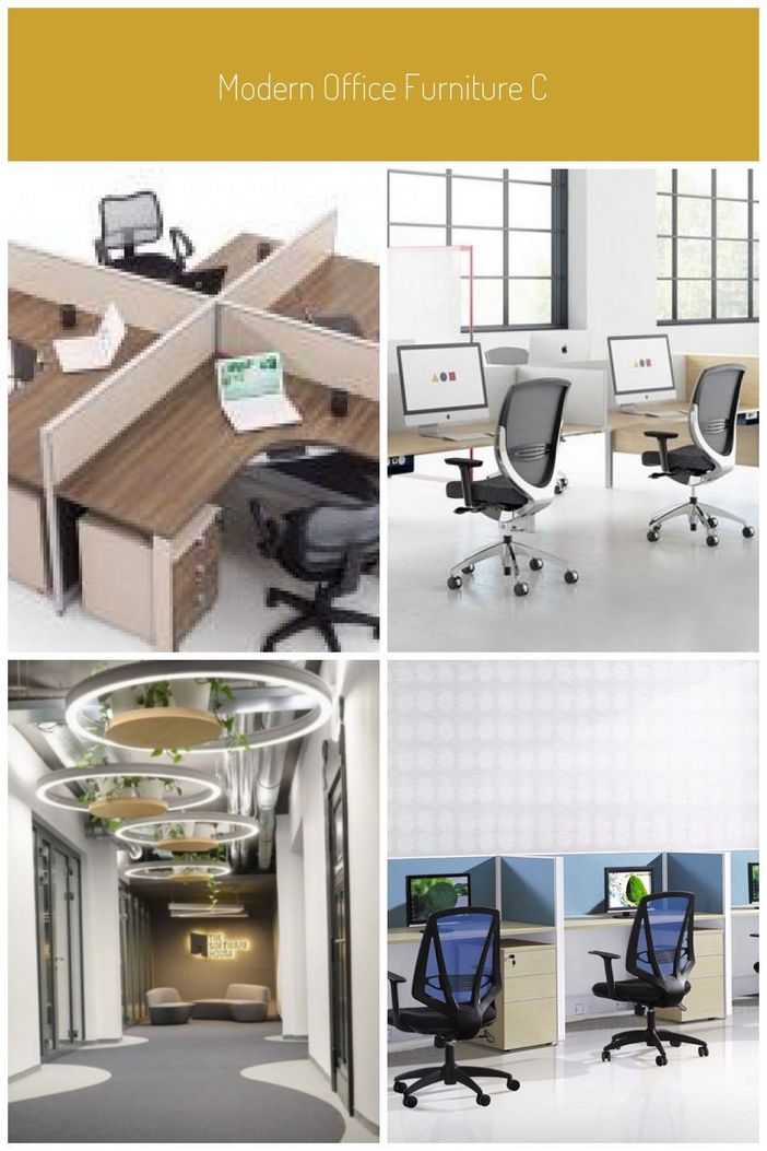 95 Modern Office Decorating Ideas With Inspiring Furniture To Add Style And Functionality To Your Workplace 69