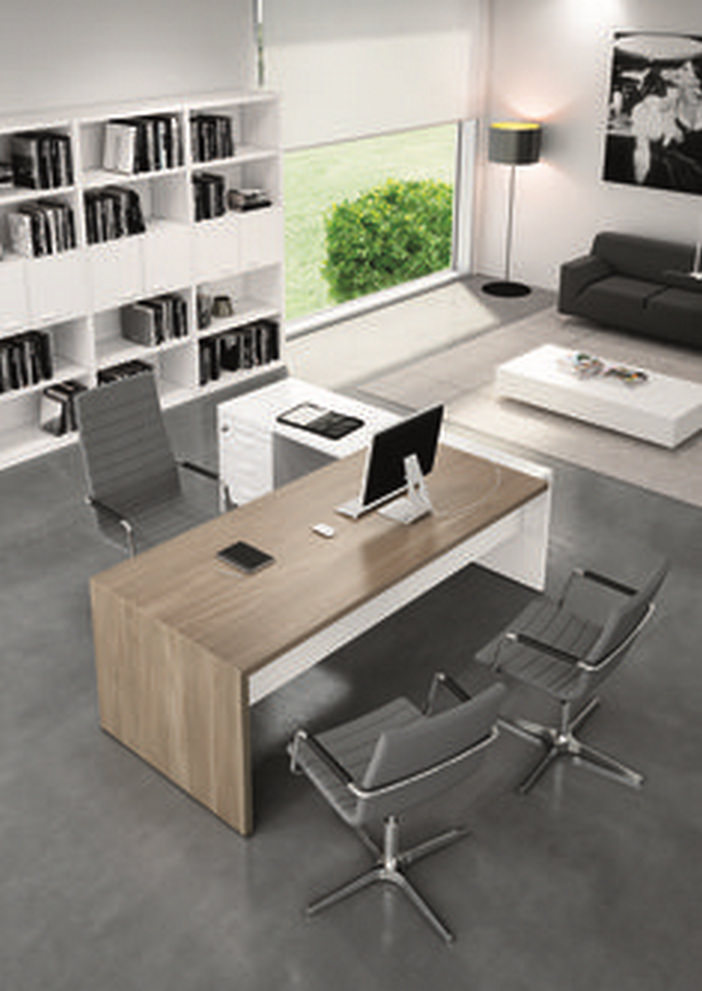 95 Modern Office Decorating Ideas With Inspiring Furniture To Add Style And Functionality To Your Workplace 71