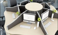 95 Modern Office Decorating Ideas With Inspiring Furniture To Add Style And Functionality To Your Workplace 90