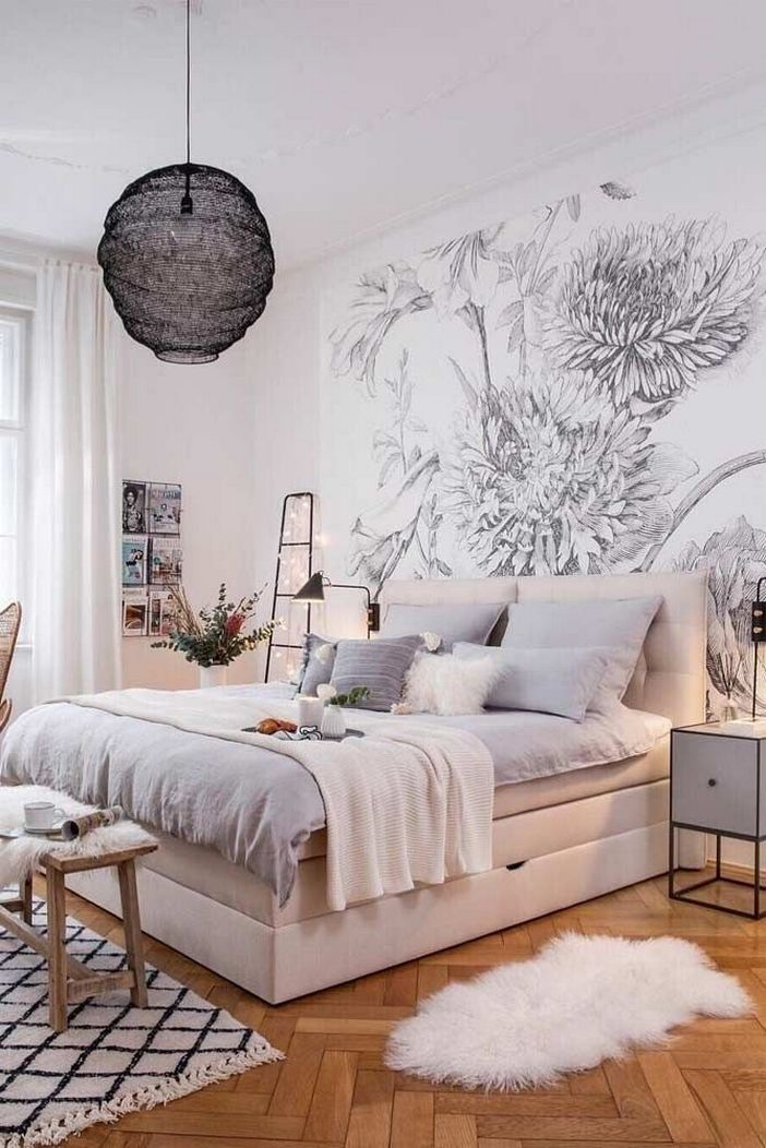 96 Modern Wall Decor Models That Make The Living Room Of Your House Come Alive 11