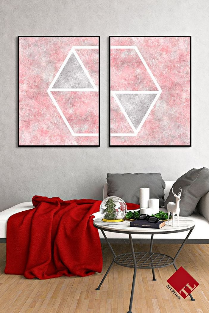 96 Modern Wall Decor Models That Make The Living Room Of Your House Come Alive 13
