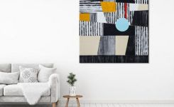 96 Modern Wall Decor Models That Make The Living Room Of Your House Come Alive 29
