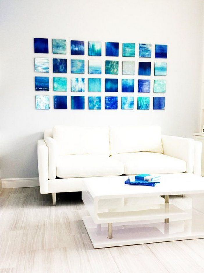 96 Modern Wall Decor Models That Make The Living Room Of Your House Come Alive 33