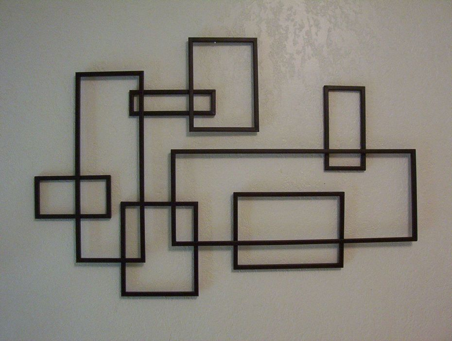 96 Modern Wall Decor Models That Make The Living Room Of Your House Come Alive 44