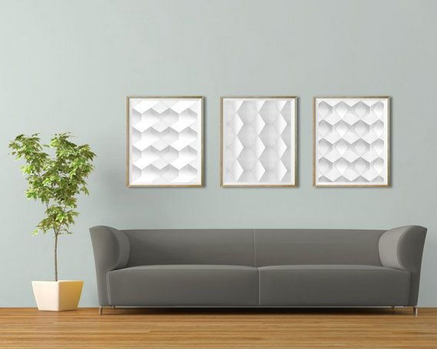 96 Modern Wall Decor Models That Make The Living Room Of Your House Come Alive 45