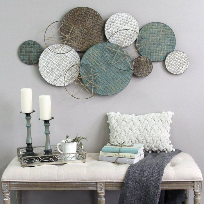 96 Modern Wall Decor Models That Make The Living Room Of Your House Come Alive 48