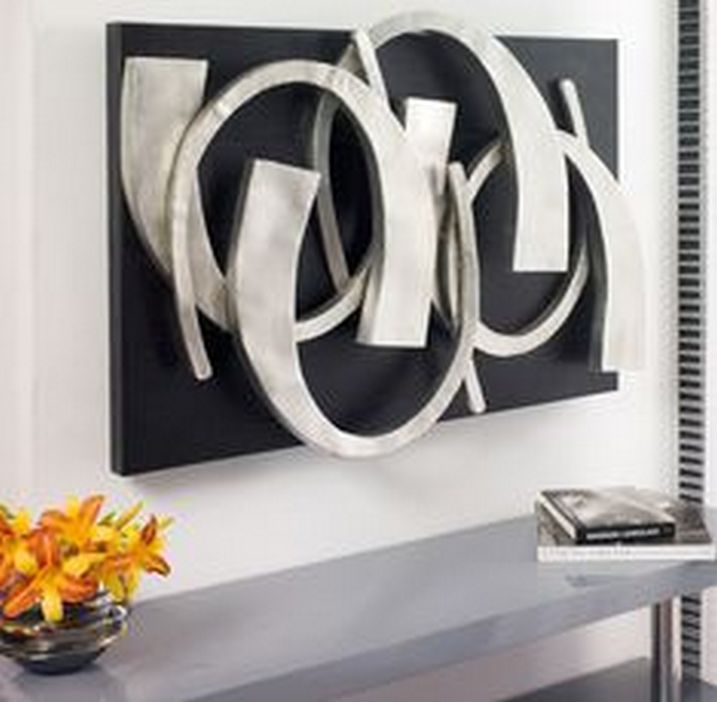 96 Modern Wall Decor Models That Make The Living Room Of Your House Come Alive 88