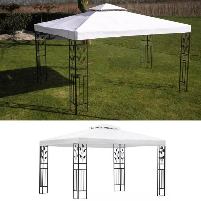 97 Great Patio Gazebo Canopy Design Ideas That Are Great For Replacing Your Gazebo Canopy 12