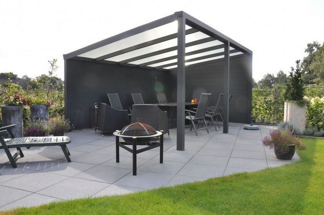 97 Great Patio Gazebo Canopy Design Ideas That Are Great For Replacing Your Gazebo Canopy 22