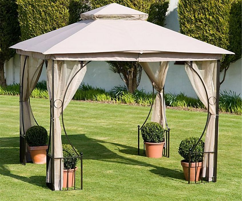 97 Great Patio Gazebo Canopy Design Ideas That Are Great For Replacing Your Gazebo Canopy 47