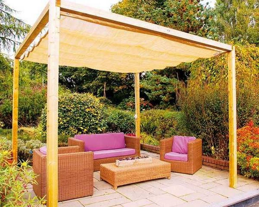 97 Great Patio Gazebo Canopy Design Ideas That Are Great For Replacing Your Gazebo Canopy 6