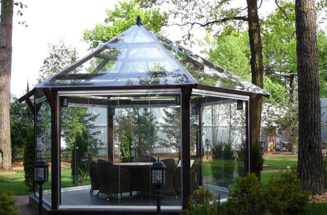 97 Great Patio Gazebo Canopy Design Ideas That Are Great For Replacing Your Gazebo Canopy 75