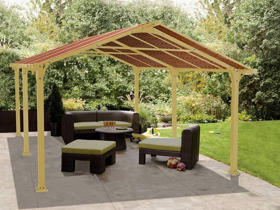 97 Great Patio Gazebo Canopy Design Ideas That Are Great For Replacing Your Gazebo Canopy 81