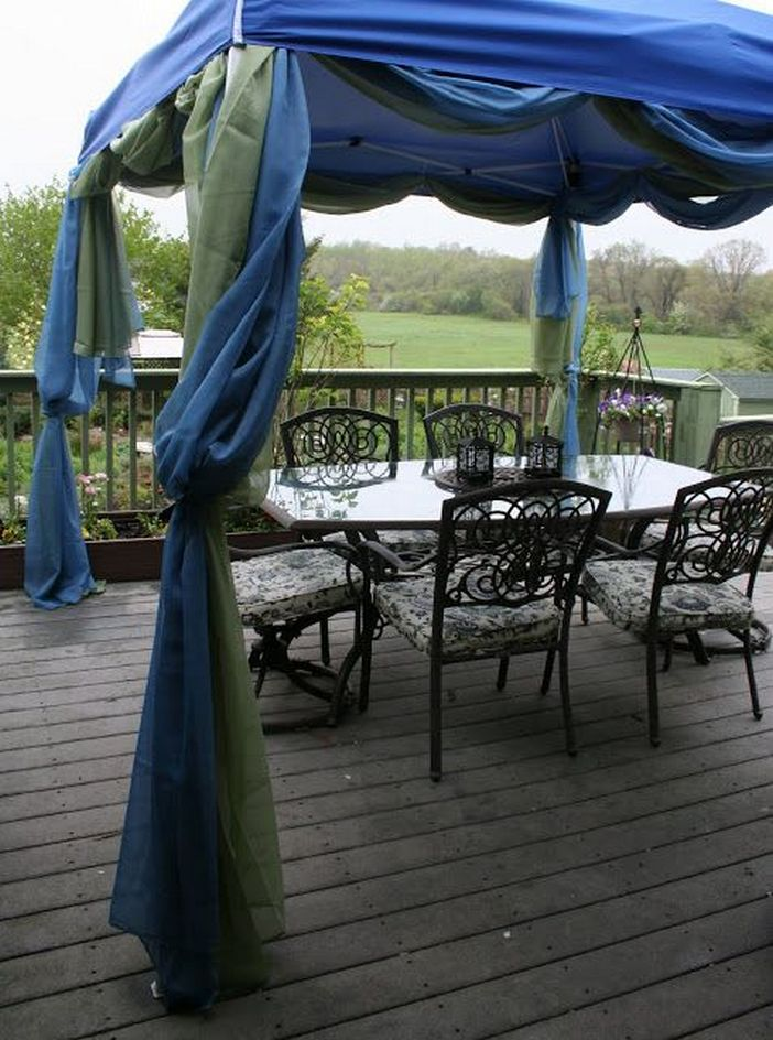 97 Great Patio Gazebo Canopy Design Ideas That Are Great For Replacing Your Gazebo Canopy 97