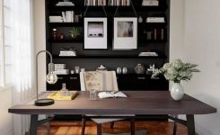 98 Perfect Home Office Decoration Models And Tips For Making Them 11